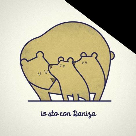 daniza_lutto