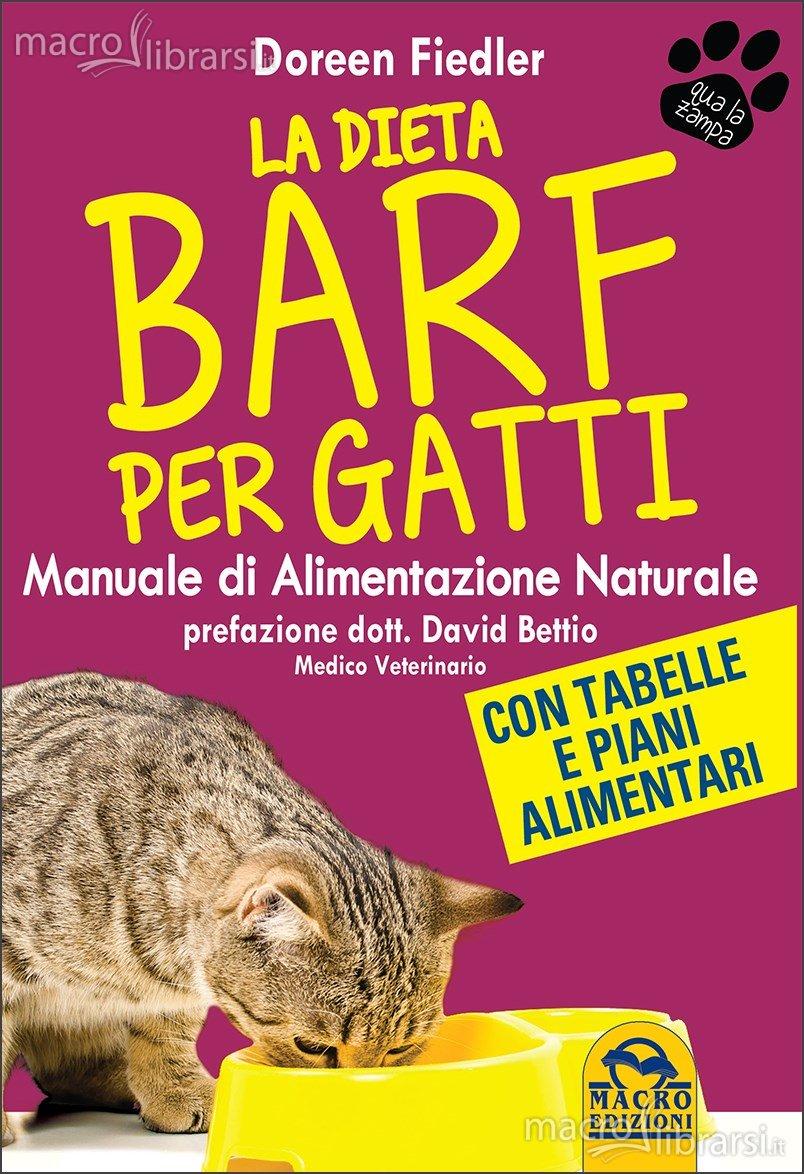 Manuale Di Alimentazione Barf Per Gatti Doreen Fiedler Centro